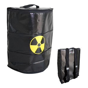 Barrel and backsack cooler