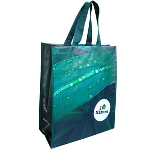 Biopolis shopping bag
