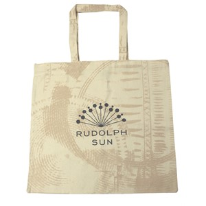Rudolph Sun shopping bag in cotone
