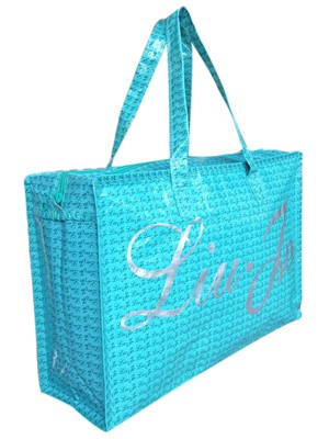 Shopping bag con cerniera LIU-JO