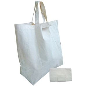 Shopping bag ripiegabile in cotone