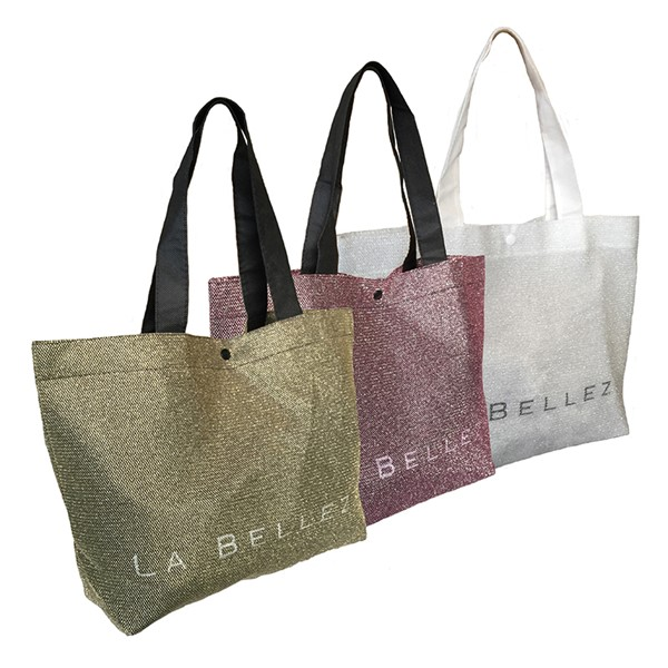 Borse La Belleza TNT con rete metallizzata - Re-bag Italy