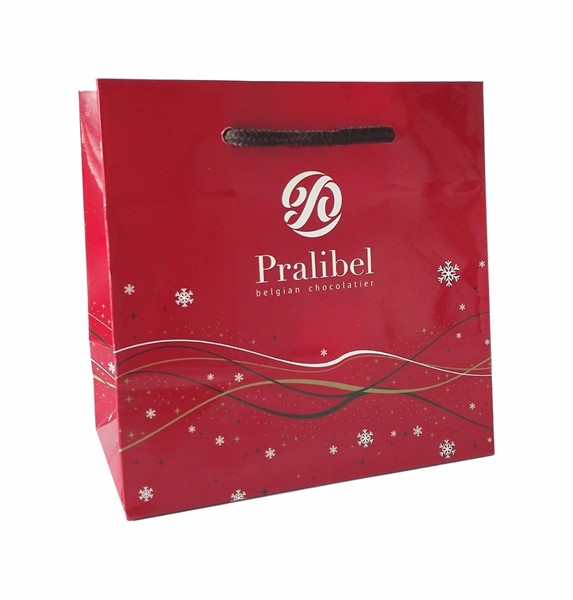 Pralibel Christmas bag